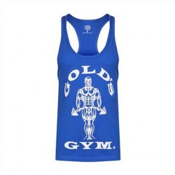 Gold's Gym Stringer Blue