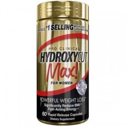Hydroxycut Max for Womens...