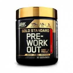 Optimum Nutrition Gold Standard Pre 30 portioner